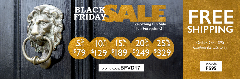 Black Friday Comes Early!