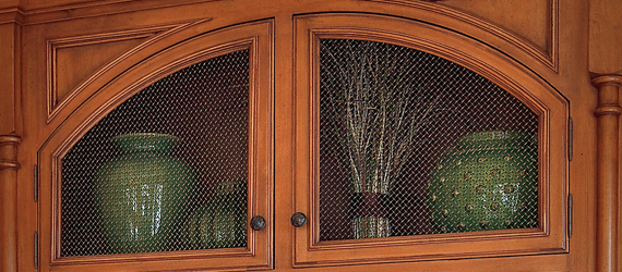 Wire Grilles & Panels