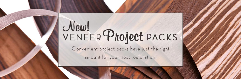 Veneer Project Packs