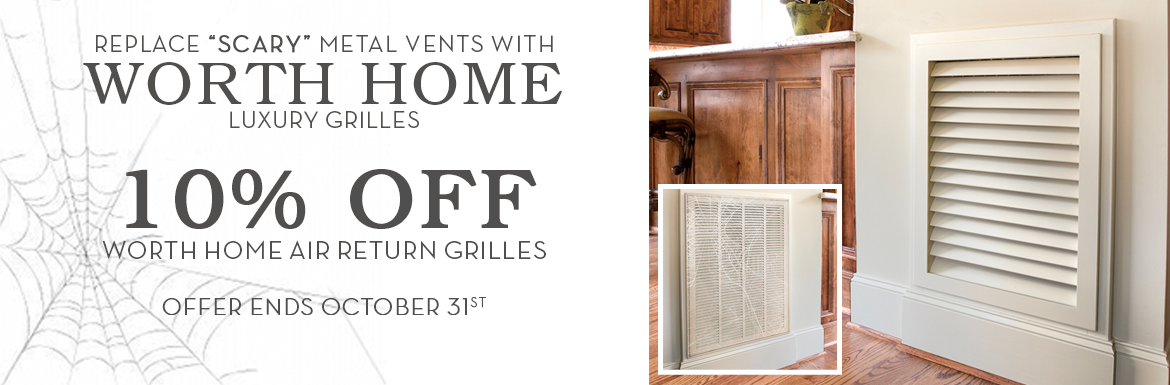 Worth Home Grilles Sale