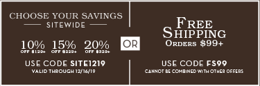 Choose Your Savings!
