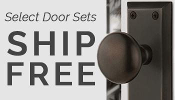 Select Door Sets Ship Free