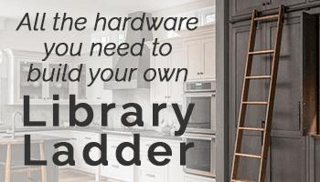 Library Ladder Hardware