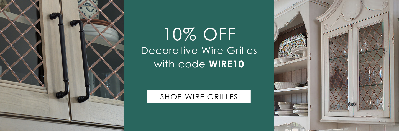 Shop Wire Grille Sale