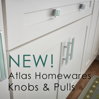 New Atlas Homewares Knobs and Pulls