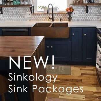 New Sinkology Sink Sets