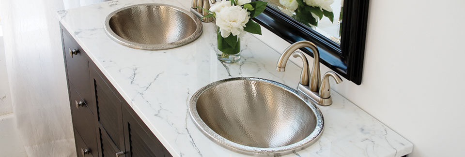 Trough Sink In The Bathroom Is Made Of Stainless Steel My Web Value Decoration Ideas Blog