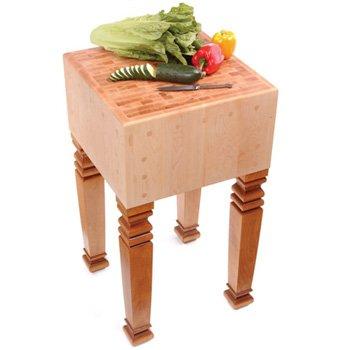 How To Build A Butcher Block Table Van Dyke S Restorers