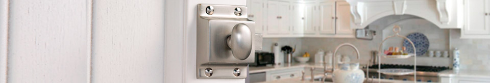 Cabinet Catches & Latches
