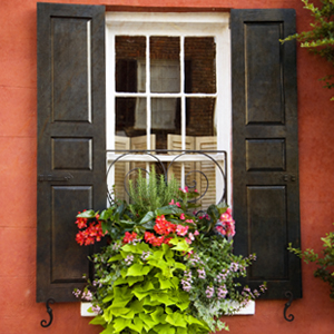 How To Attach Shutters Stucco Mycoffeepot Org