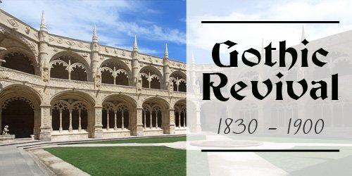 <!-- Gothic Revival -->