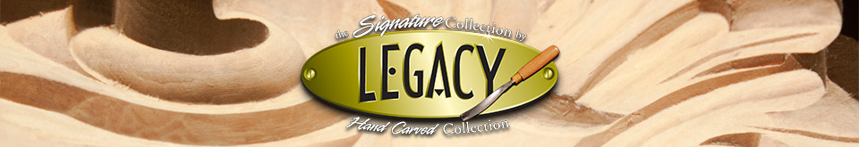 Legacy Signature Brand Corbels