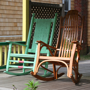The History Of The Rocking Chair Van Dyke S Restorers