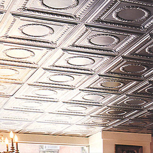 Ceiling Tiles and Tins