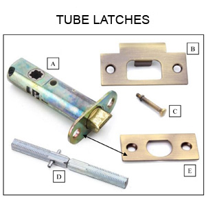 WHAT IS A TUBE LATCH?