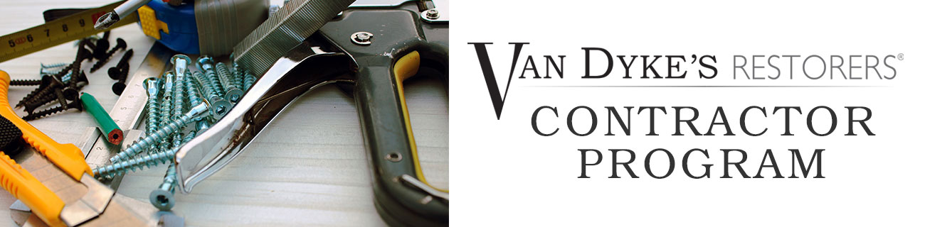 Van Dyke's Contractor Program