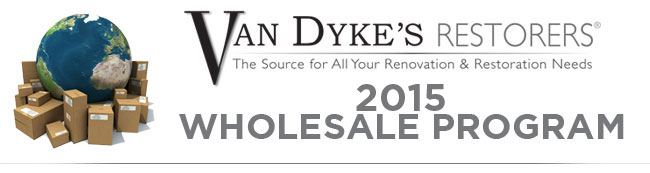 Van Dyke's 2013 Wholesale Program