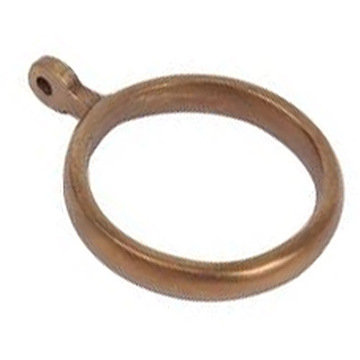 Restorers 3/4 Inch Solid Brass Curtain Rings