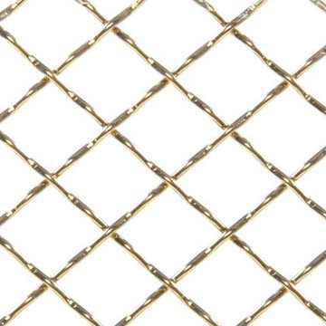 36X48 SAT. BRASS DEC. GRILLE  001   *NO MAIL*