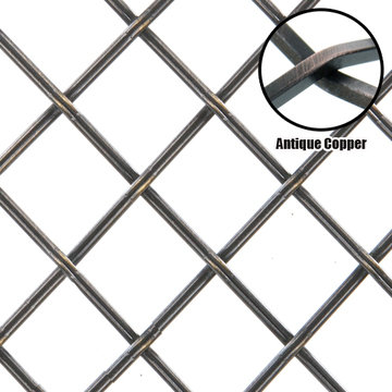 ANT COPPR /204547-548-549 GRILLE SAMPLE