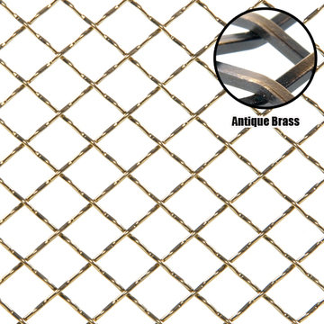 ANT BRASS /204544-545-546 GRILLE SAMPLE