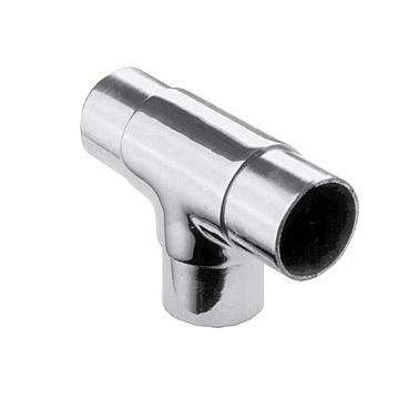 1 1/2SATIN STAINLESS STEEL FLUSH TEE