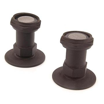 ORB 1 3/4 WALL MOUNT COUPLERS-PAIR