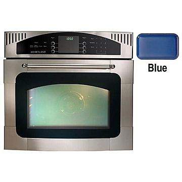BLUE CLASSIC 9800 30 BUILT-IN WALL OVEN *DS*