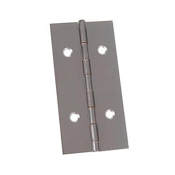 1 1/4BRZ PLATED 6FT PIANO HINGE