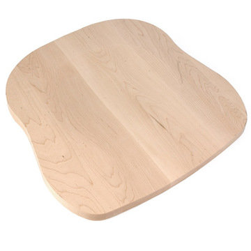 MAPLE SHAPED PRESSED BACK CHAIR SEAT