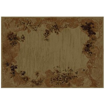 710X106 SUMMER BREEZE TAUPE AREA RUG *DS*