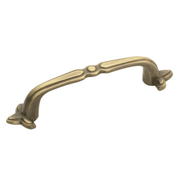 Hickory Hardware Cavalier 4 1/4 Inch Pull