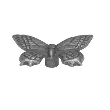 Hickory Hardware South Seas Butterfly Knob