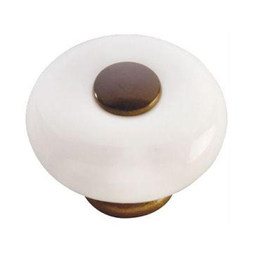 Hickory Hardware Tranquility Light Almond Knob