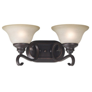 Kenroy Home Welles 2 Light Vanity