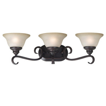 Kenroy Home Welles 3 Light Vanity