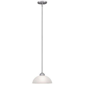 Livex Lighting Somerset 1 Light Pendant Light
