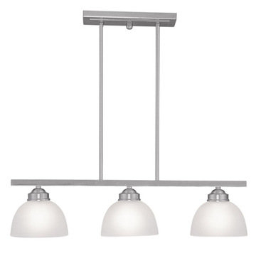 Livex Lighting Somerset 3 Light Island Light