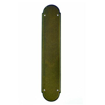 Top Knobs Plain 15 Inch Push Plate