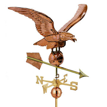 Good Directions 34 Inch Smithsonian Eagle Estate Signature Weathervane