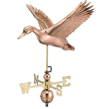 Good Directions Flying Duck Full Size Standard Weathervane