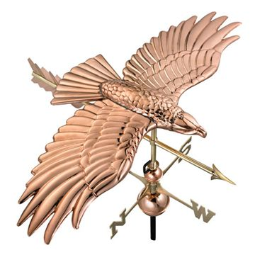Good Directions Soaring Hawk Full Size Standard Weathervane