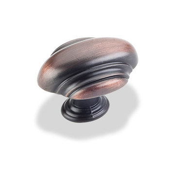 Hardware Resources Amsden Oblong Cabinet Knob