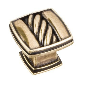 Hardware Resources Encada Cable Square Cabinet Knob