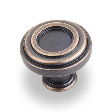 Hardware Resources Lafeyette Ringed Cabinet Knob