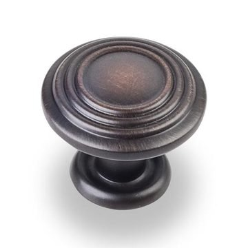 Hardware Resources Vienna Ringed Cabinet Knob