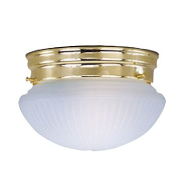 Livex Lighting 9 1/2 Inch Flush Ceiling Light