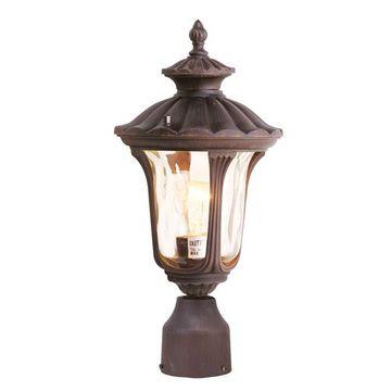Livex Lighting Oxford 15 1/2 Inch Outdoor Post Head Light