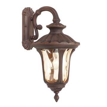 Livex Lighting Oxford 19 Inch Outdoor Wall Lantern