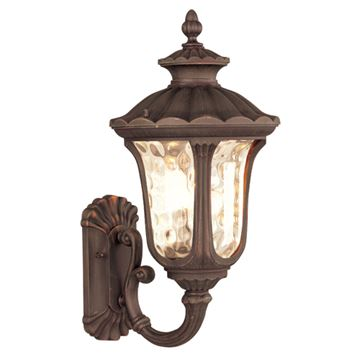Livex Lighting Oxford 22 Inch Outdoor Wall Sconce